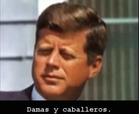 discurso Kennedy